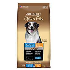 Authority® Adult Dog Food