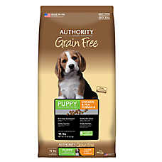 Authority® Puppy Food