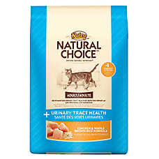 NUTRO® NATURAL CHOICE® Urinary Tract Health Adult Cat Food