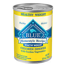 BLUE™ Homestyle Recipes Healthy Weight Dog Food