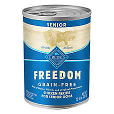 BLUE Freedom ™ Senior Dog Food