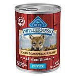 BLUE Wilderness ™ Rocky Mountain Recipe™ Puppy Food