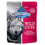 BLUE Wilderness® Trail Toppers Grain Free Wild Cuts Dog Food Topper