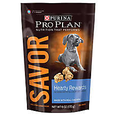 Purina® Pro Plan® Savor Hearty Rewards Dog Treat