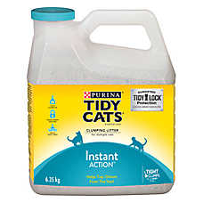 Purina® TIDY CATS® Instant Action Clumping Cat Litter