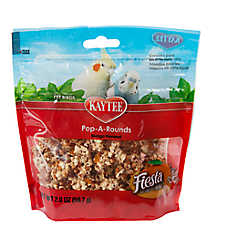 KAYTEE® Fiesta® Pop-A-Rounds Bird Treat