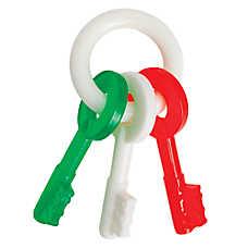 Nylabone® Keys Holiday Dog Toy