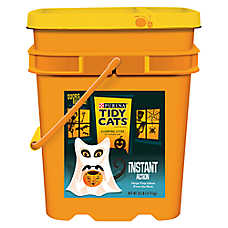 Purina® TIDY CATS® Scary Pail Instant Action Cat Litter - Clumping, Multiple Cat