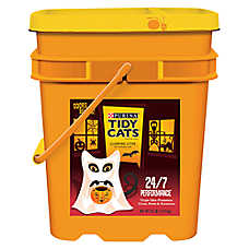 Purina® TIDY CATS® Scary Pail 24/7 Performance Cat Litter - Clumping, Multiple Cat