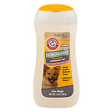 ARM & HAMMER™ Clinical Care Vanilla Ginger Gum Health Enzymatic Gel Dog Toothpaste