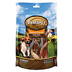 Dentley's® Nature's Chews Natural Flavor Medium Breed Bully Twist Dog Treat