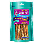 Dentley's® Wrapped Rawhide Sticks Small Dog Treat - Chicken