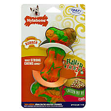 Nylabone® Flavor Frenzy Honey Baked Ham Dog Toy