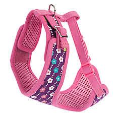 Top Paw® Floral Print Adjustable Vest Harness