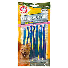 ARM & HAMMER™ Clinical Care Disposable Dog Toothbrushes