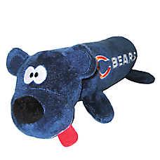 Chicago Bears NFL Tube Dog Toy