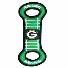 Green Bay Packers NFL Field Dog Toy