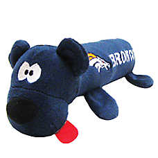 Denver Broncos NFL Tube Dog Toy