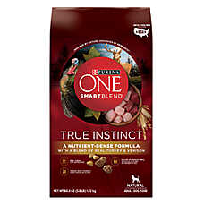 Purina ONE® Smartblend® True Instinct Adult Dog Food