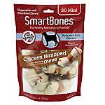 SmartBones® Chicken Wrapped Mini Chews Dog Treat - Chicken