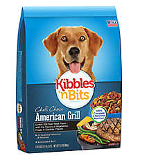 Kibbles 'N Bits® Chef's Choice American Grill Dog Food - Beef, Vegetables, Potato & Cheese