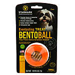 Starmark Everlasting Treat Bento Ball Dog Toy - Chicken Flavor