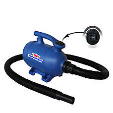 XPOWER B-3 2 Speed 2-in-1 Pet Dryer, Vacuum 2 HP