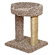 Whisker City® Perch Cat Scratcher