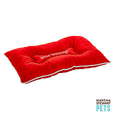 "Martha Stewart Pets® ""Gone Fetching"" Pillow Dog Bed"
