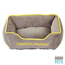 "Martha Stewart Pets® ""Naptime, Anytime"" Cuddler Dog Bed"