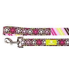 Top Paw® Sublimated Flower Dog Leash