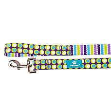 Top Paw® Sublimated Groovy Dot Dog Leash