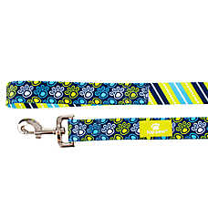 Top Paw® Sublimated Paw Print Dog Leash