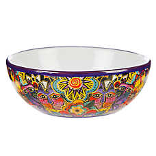 Laurel Burch Carlotta Cat Bowl