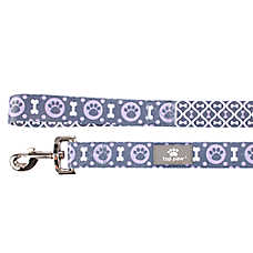 Top Paw® Sublimated Paw & Bone Dog Leash