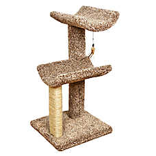 Whisker City® Platform Lounger Cat Scratcher