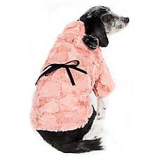 Pet Life Luxury Mink Coat