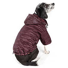 Pet Life Lightweight Sporty Avalanche Coat