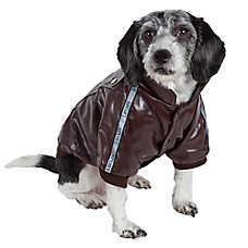 "Pet Life ""Wuff-Rider"" Coat"