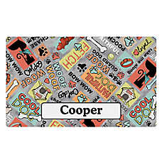 Drymate Cool Dog Personalized Placemat