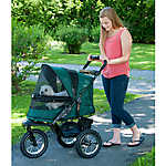 Pet Gear No Zip Jogger Pet Stroller