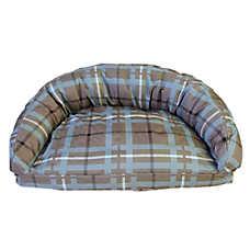 Carolina Pet Brutus Tuff Semi-Circle Lounger Dog Bed