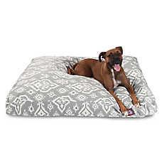 Majestic Pet Raja Rectangle Pet Bed