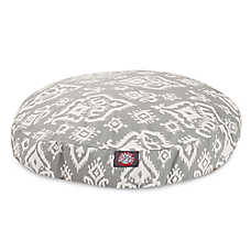 Majestic Pet Raja Round Pet Bed
