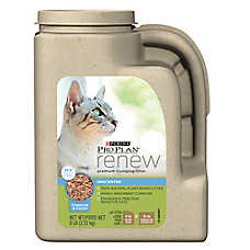 Purina® Pro Plan® Renew Unscented Clumping Cat Litter