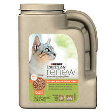 Purina® Pro Plan® Renew Natural Balsam Wood Scented Clumping Cat Litter