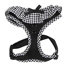 Puppia Vivien Ruffle Dog Harness