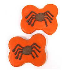 Claudia Canine Cuisine Halloween Spider Bone Dog Treat