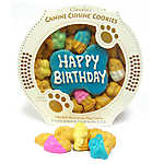 Claudia's Canine Cuisine Blue Birthday Cookie Dog Treat