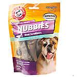 ARM & HAMMER™ Nubbies Chicken Flavor Dual Scrubber Dental Treats